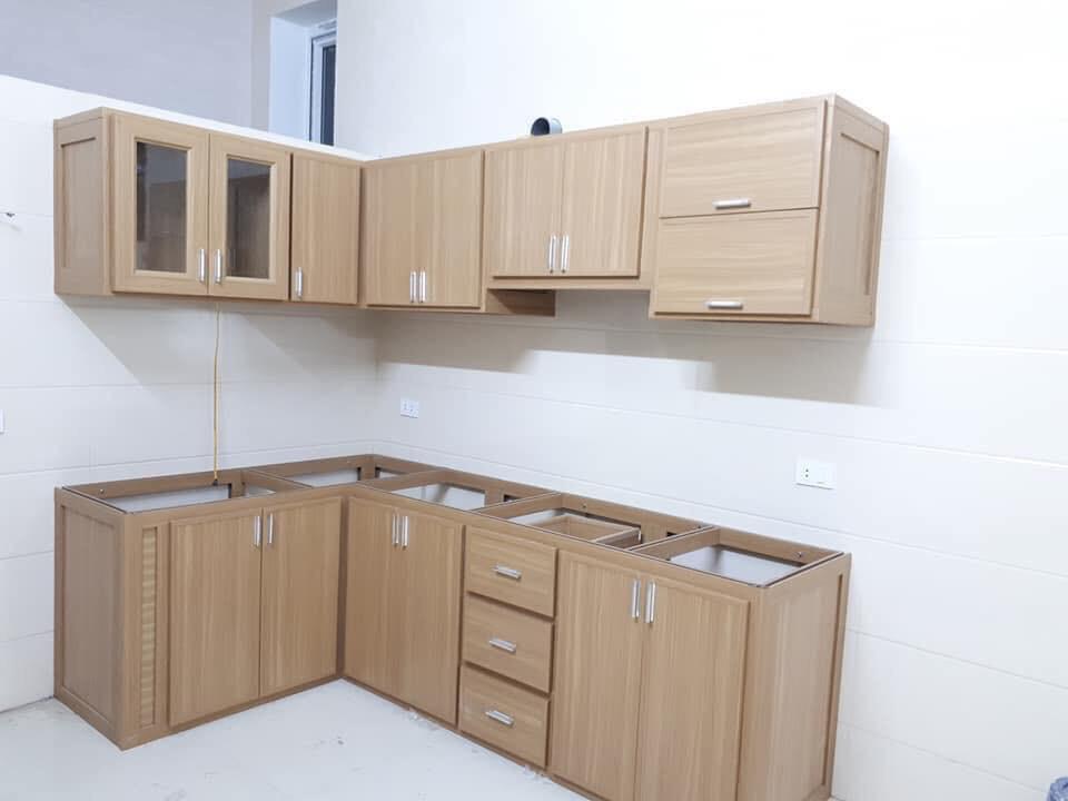 Bảng báo giá tủ bếp - Giá tủ bếp gỗ tự nhiên - Báo giá tủ bếp gỗ công nghiệp - Báo giá tủ bếp Acrylic